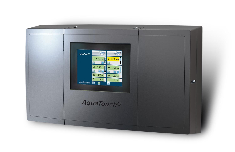 Instalatie de masura si dozare clor liber si pH AquaTouch+ Compact